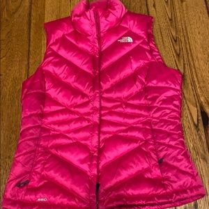 Women's North Face Puffer Vest